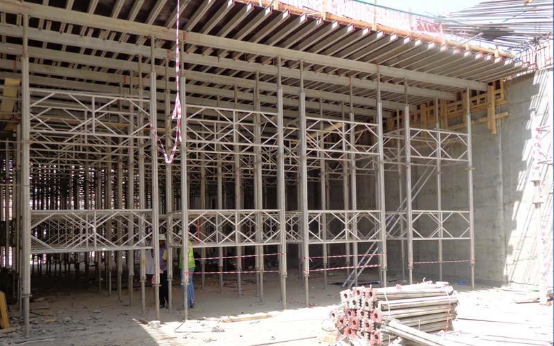 Ischebeck Titan Middle East | Formwork | Ground Engineering
